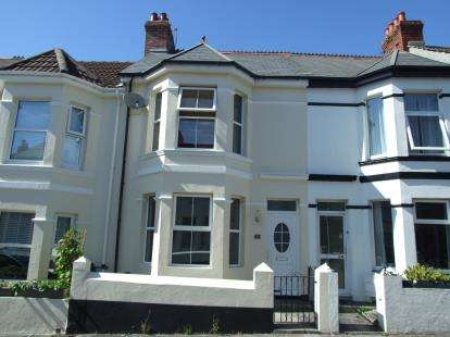 2 Bedrooms Terraced House for sale in Peverell, Plymouth, Devon