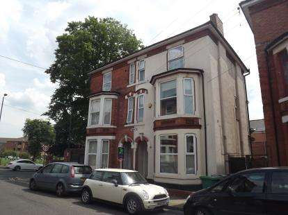 2 Bedrooms Flat for sale in Ebury Road, Nottingham, Nottinghamshire