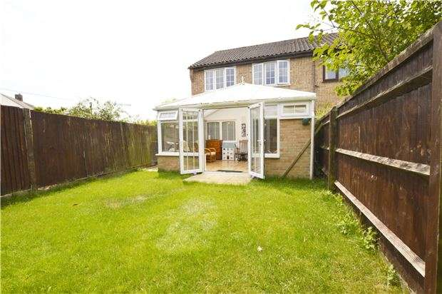 3 Bedrooms Semi Detached House for sale in Fisher Close, Drayton, ABINGDON, Oxfordshire, OX14 4LT