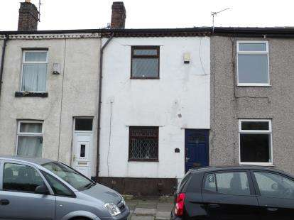 2 Bedrooms Terraced House for sale in Glynne Street, Farnworth, Bolton, Greater Manchester, BL4