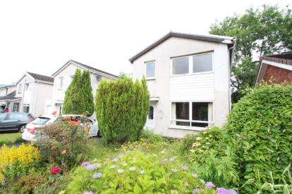 3 Bedrooms Detached House for sale in Alder Road, Milton of Campsie, Glasgow, East Dunbartonshire