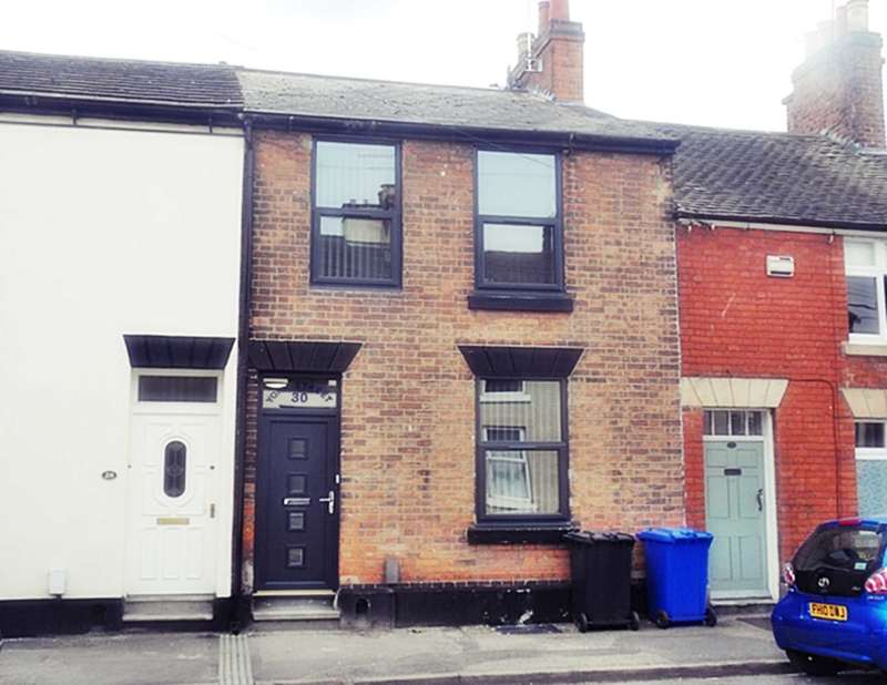 3 Bedrooms House Share for sale in York St, Friar Gate