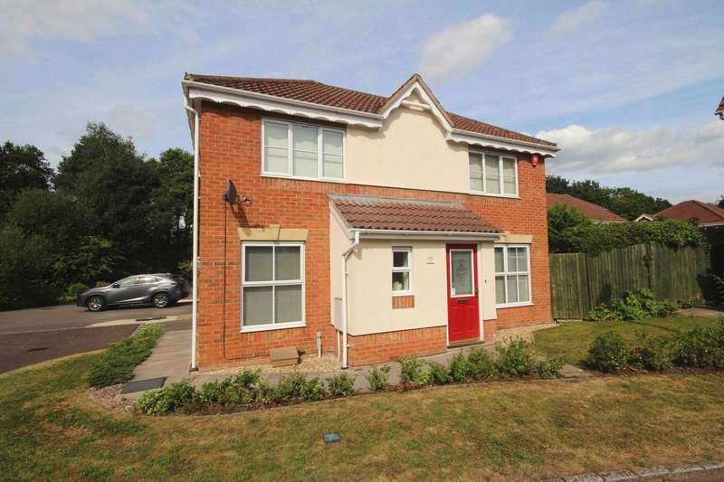 3 Bedrooms Detached House for sale in Neuman Crescent, Bracknell