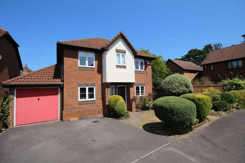 4 Bedrooms Detached House for sale in Worcestershire Lea, Warfield