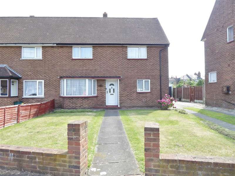 3 Bedrooms Semi Detached House for sale in Forest Road, Slade Green, Kent, DA8 2NS