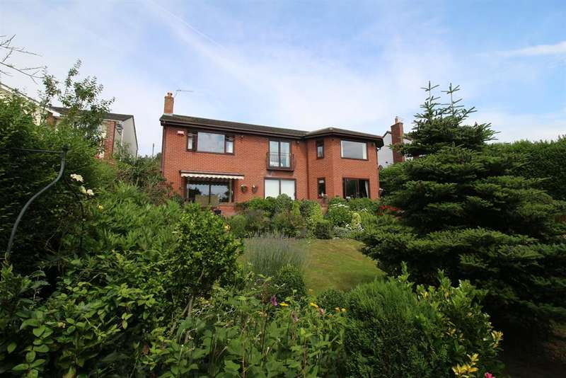 4 Bedrooms Detached Bungalow for sale in Pipers Lane, Lower Heswall, Wirral, CH60 9HY