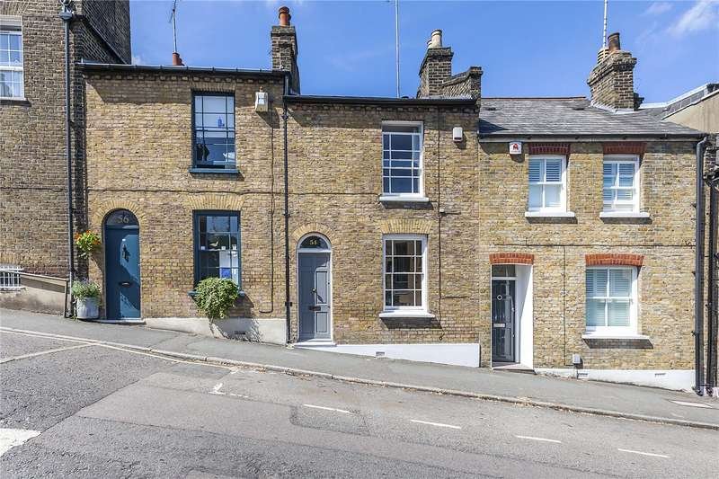 2 Bedrooms Terraced House for sale in Point Hill, London, SE10