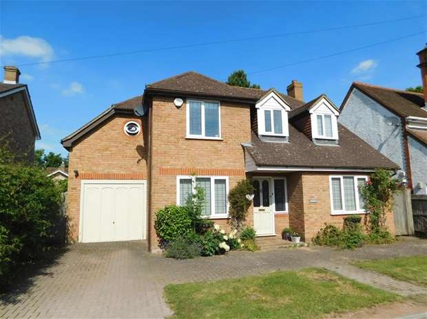 4 Bedrooms Detached House for sale in Summerfield Lane Long Ditton, Surbiton