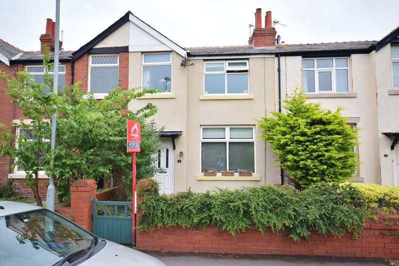 3 Bedrooms Terraced House for sale in Kendal Road, Lytham St Annes, FY8