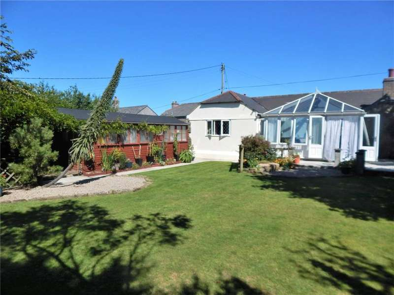 2 Bedrooms Barn Conversion Character Property for sale in Tregadgwith, St. Buryan, Penzance