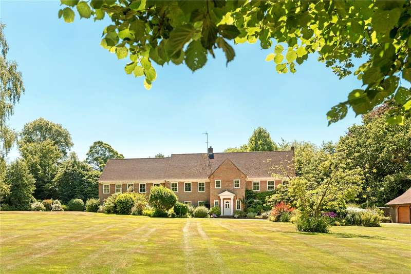 6 Bedrooms Detached House for sale in Hewshott Lane, Liphook, Hampshire, GU30
