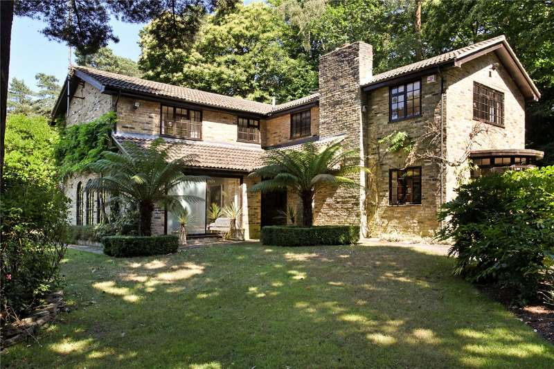 5 Bedrooms Detached House for sale in St. Mary's Road, Ascot, Berkshire, SL5