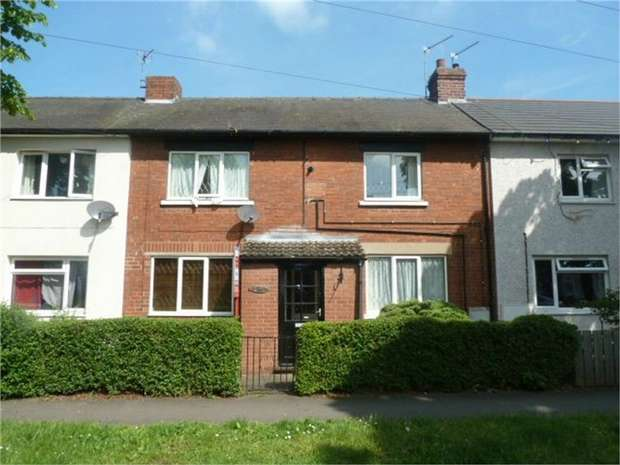 3 Bedrooms Terraced House for sale in East Parade, Brigg, Lincolnshire
