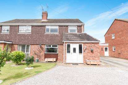 3 Bedrooms Semi Detached House for sale in Willersey Road, Badsey, Evesham, Worcestershire