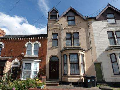 7 Bedrooms Terraced House for sale in Hickman Road, Sparkbrook, Birmingham, West Midlands