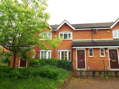 2 Bedrooms Terraced House for sale in Howty Close, Wilmslow, Cheshire