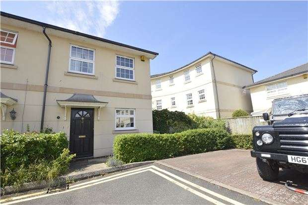 2 Bedrooms Semi Detached House for sale in Corpus Street, CHELTENHAM, Gloucestershire, GL52 6EZ