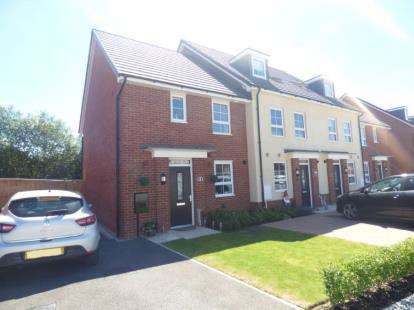 3 Bedrooms Semi Detached House for sale in Three Crowns Close, Widnes, Cheshire, WA8