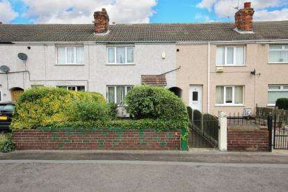 2 Bedrooms Terraced House for sale in Southend, Dunscroft, Doncaster