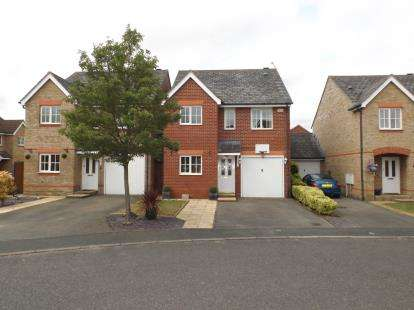 3 Bedrooms Detached House for sale in Pinewood, Ipswich, Suffolk