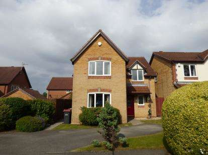 4 Bedrooms Detached House for sale in Primrose Way, Sutton-In-Ashfield, Nottinghamshire