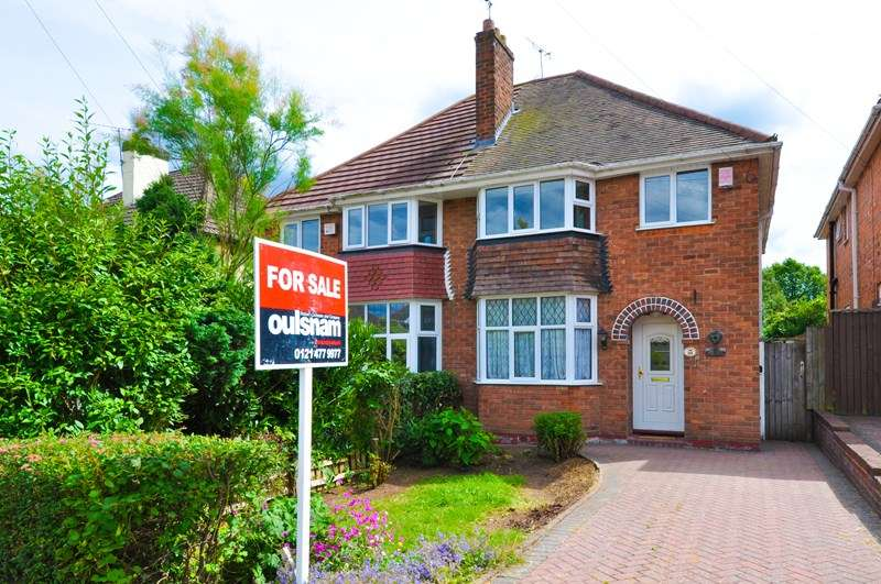 3 Bedrooms Semi Detached House for sale in Farlow Road, Northfield, Birmingham