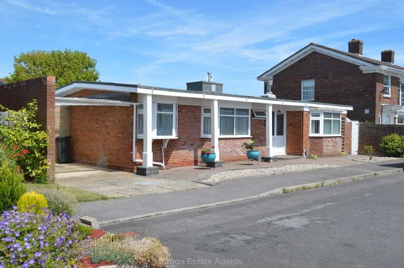 2 Bedrooms Detached Bungalow for sale in Little Green Orchard, Alverstoke