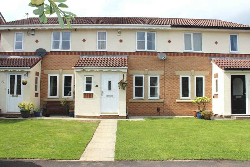3 Bedrooms Town House for sale in Hurstwood, Sharples