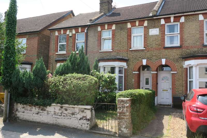 3 Bedrooms Terraced House for sale in Langley Road, Watford