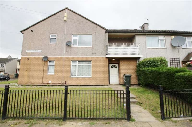2 Bedrooms Flat for sale in Lymington Drive, Bradford, BD4
