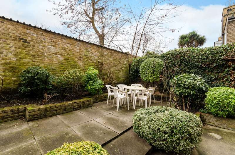 2 Bedrooms Flat for sale in Moore Park Road, Moore Park Estate, SW6