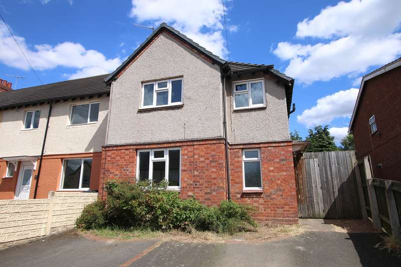 3 Bedrooms Semi Detached House for sale in Brook Crescent, Wollescote, Stourbridge, DY9