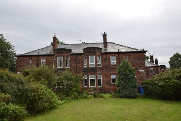 3 Bedrooms Flat for sale in Moness Drive, Bellahouston, Glasgow, G52
