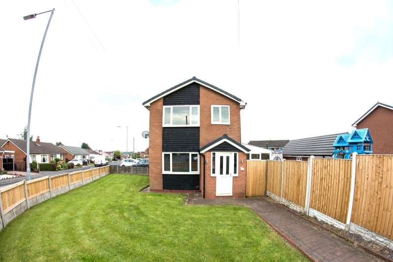 3 Bedrooms Semi Detached House for sale in Wood Hey Close, Radcliffe, Manchester, M26