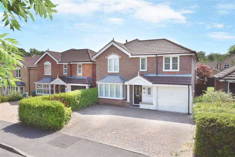 5 Bedrooms Detached House for sale in CLYDESDALE ROAD, WHITELEY