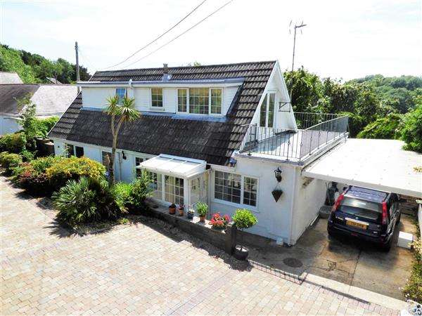 3 Bedrooms Detached House for sale in Pennard Road, Bishopston, Swansea