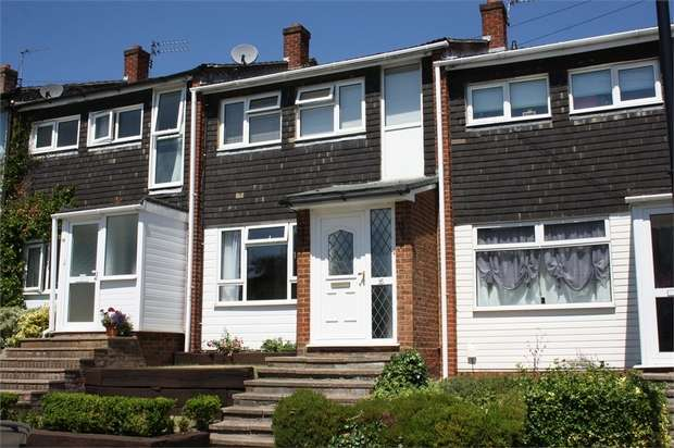 3 Bedrooms Terraced House for sale in Cargate Grove, ALDERSHOT, Hampshire