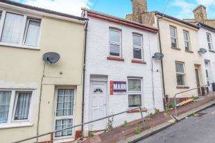 2 Bedrooms Terraced House for sale in Grange Hill, Chatham, Kent