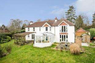 5 Bedrooms Detached House for sale in Warren Lane, Cross In Hand, Heathfield, East Sussex
