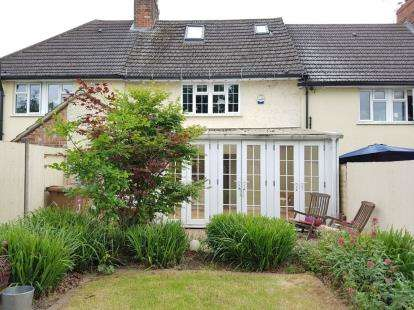 3 Bedrooms Terraced House for sale in Tower Close, Little Wymondley, Hitchin, Hertfordshire
