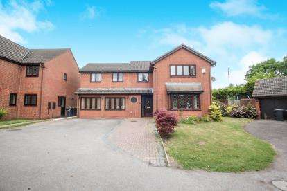 7 Bedrooms Detached House for sale in Statham Close, Luton, Bedfordshire