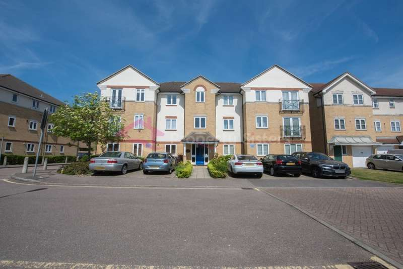 2 Bedrooms Apartment Flat for sale in Kensington Court, Grenville Place, Mill Hill, NW7