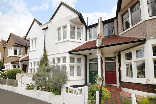 4 Bedrooms Terraced House for sale in Pickwick Road, Dulwich