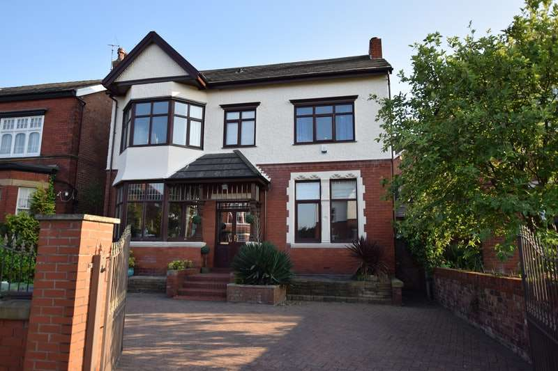 4 Bedrooms Detached House for sale in Conyers Avenue, Southport, Merseyside, PR8