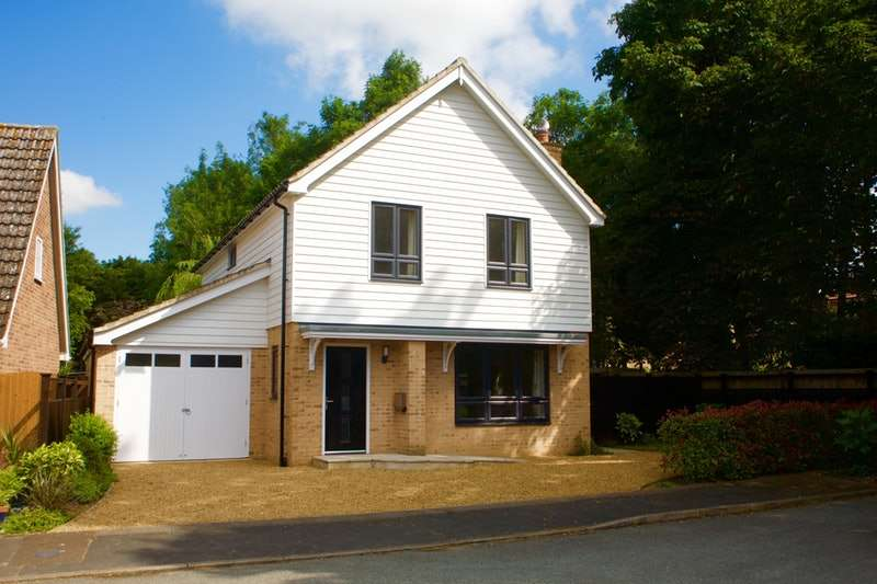 4 Bedrooms Detached House for sale in Parklands Avenue, Shipdham, Norfolk, IP25