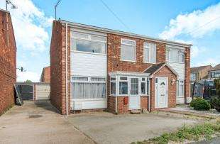 3 Bedrooms Semi Detached House for sale in Pannell Road, Isle Of Grain, Rochester, Kent
