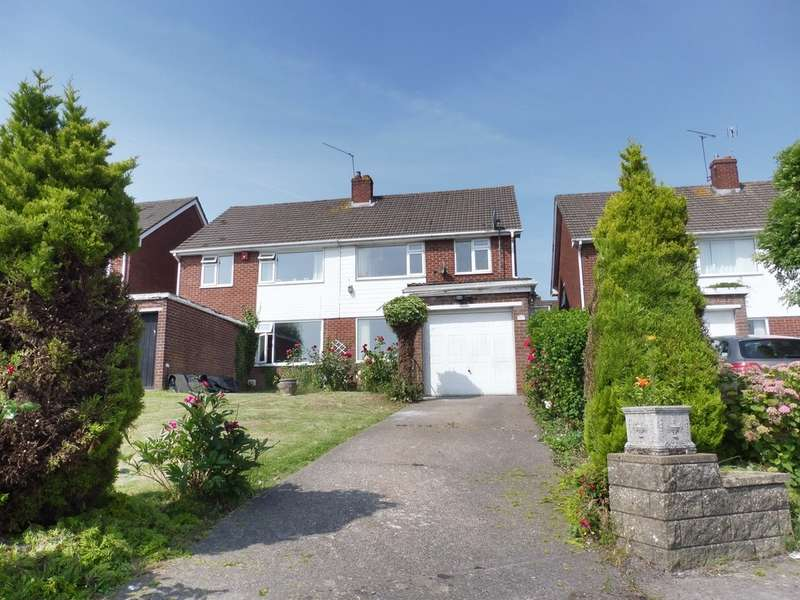 3 Bedrooms Semi Detached House for sale in Dochdwy Road, Llandough, Penarth