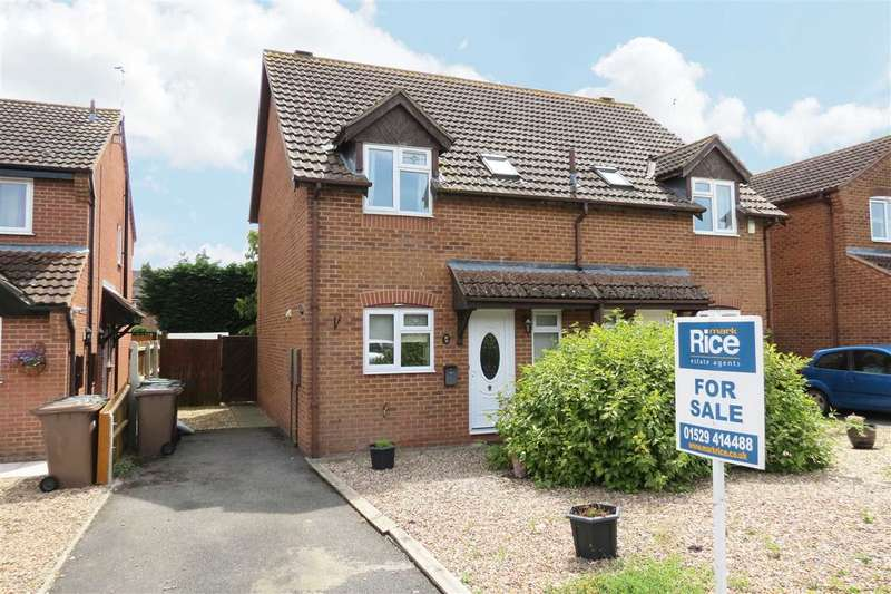 3 Bedrooms Semi Detached House for sale in Westbeck, Ruskington