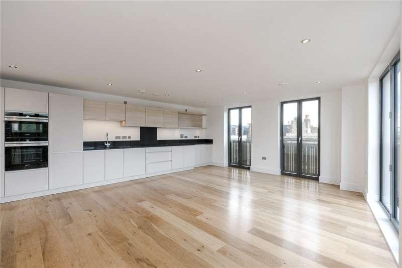2 Bedrooms Flat for sale in Plot 220 Hardy Mansions, Portobello Square, London, W10