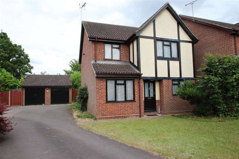 4 Bedrooms Detached House for sale in Crown Close, Martlesham, Woodbridge